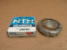 NIB NTN 6307LLBNR BEARING RUBBER SEALED w/ snap ring  6307 2RS NR 35x80x21 mm