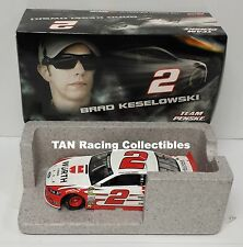 Brad Keselowski 2015 Lionel Collectibles #2 Wurth Ford Fusion 1/24 FREE SHIP!