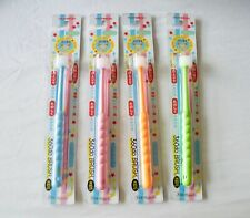 Japanese Soft Toothbrush for Kids Higuchi 360º Cylindrical Bristles