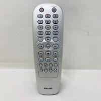 Philips U255 DVD VCR TV Remote Control Original Genuine 1122B