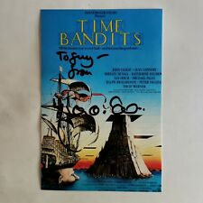 More details for michael palin  hand signed 6 x 4 photograph time bandits.