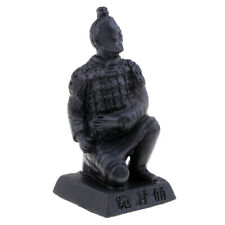 China Antique Imitation Soldier Sculpture Travel Souvenir Crafts Ornaments