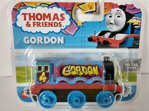 Graffiti Gordon Thomas & Friends Push Along Metal Engine Train