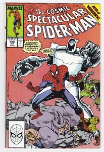 1990 Marvel Comics the Spectacular Spider-Man #160 Acts of Vengeance Arc