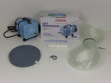 Osaga LK-35 / LK-60 Ausströmer Set Luftkompressor Teichbelüfter Sauerstoffpumpe