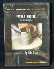 Father I Desire : The Gift I Give My Son by Mike Bickle (2 CD Album)  IHOP