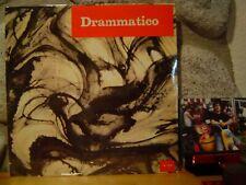 BRAEN & RASKOVICH Drammatico LP/'70s Italy/Library Music/ALESSANDRO ALESSANDRONI