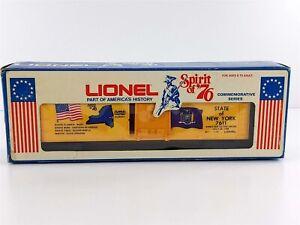 Lionel 6-7611 Spirit of '76 Georgia Box Car O O27 Gauge 7611