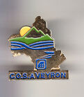 RARE PINS PIN'S .. PTT LA POSTE FRANCE TELECOM COS AVEYRON 12 OR DORE ~BW
