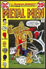Metal Men #43 FN
