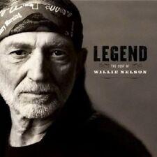 "WILLIE NELSON ""LEGEND: THE BEST OF WILLIE NELSON"" CD NEW+"