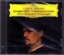 Arturo Benedetti Michelangeli: Debussy Images Book 1 2 Children's Corner DG CD