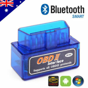 ELM327 OBDII OBD2 Bluetooth Car Scanner Torque Android CAN BUS Auto Scan Tool
