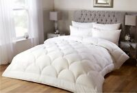 LUXURY HOTEL QUALITY DOWN DUVET SUPER KING SIZE QUILT 13.5 TOG 100% MICROFIBER
