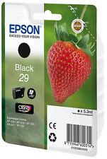Epson 29 K 5.3ml 175seiten schwarz