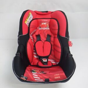 Disney Cars Lightning McQueen Infant Carrier Car Seat Birth + Group 0+