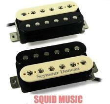 Seymour Duncan JB Model SH-4 Bridge & 59 SH-1n Neck Zebra Humbucker Pickup Set