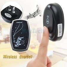 New 36 Songs Wireless Receiver Remote Control 100M Waterproof Doorbell Door Bell