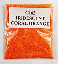 Glitter Eyes - Enedddddd Gi62 – Iridescent Coral Orange