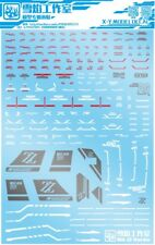 X.Y 1/100 ZZ Gundam Waterslide Decal