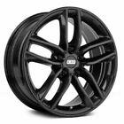 BBS SX0101CB SX Wheel 18x8 5x112 35mm Crystal Black Metallic NEW