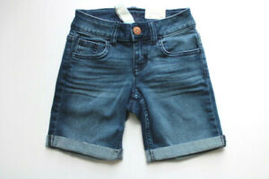 """Justice Jeans Girls' Size 14 Slim """"Soft & Stretchy"""" Girlfriend Short"""