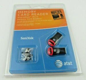 AT&T Memory Card Reader SANDISK NEW SEALED