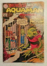 Showcase #33 ! DC 1961 ! FULL-LENGTH AQUAMAN by NICK CARDY ! hayfamzone