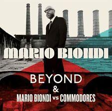 MARIO BIONDI - BEYOND-SPECIAL (The Dap-Kings) EDITION  CD NEUF