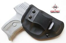 Ruger LC9 / LC9s / LC380 IWB Concealed Carry Kydex Holster RH BK