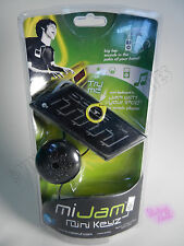MIJAM MINI KEYZ KEYBOARD FOR YOUR IPOD PLAY ALONG TO YOUR OWN MUSIC HARD TO FIND
