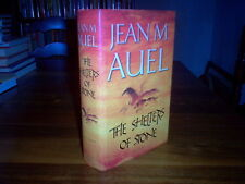 The Shelters of Stone by Jean M. Auel (signed)