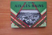 LA SAVOIE : AIX-LES-BAINS 10 photos