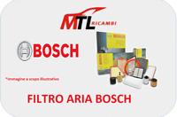 FILTRO ARIA BOSCH MAZDA MPV 2.0 2.0DI 2.3 2.5 3.0 DA 1999 AL 2006 COD 1987429188