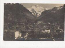 Interlaken 1934 RP Postcard Switzerland 392a