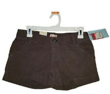 Mossimo Brown Women's Lowest Rise Shorts Size 17 - NWT $14.99