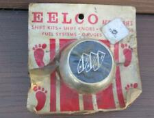 NOS Eelco Chrome Ball Shifter Knob New In Package Never Used/Installed Hot Rod!!