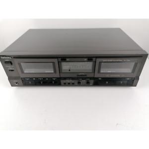 PIASTRA TAPE CASSETTA TECHNICS RS-TR165