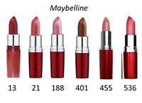 Maybelline N.Y. Gemey Paris Extreme Moisture Lipstick - Choose Shade