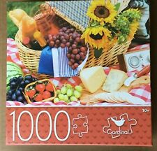Picnic Time Jigsaw Puzzle 1000 pcs NEW