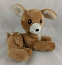 """Dakin Baby Deer Fawn Plush 8"""" 1977 Stuffed Animal"""