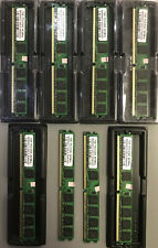 8GB RAM (8x1GB) Hynix PC2-6400 DDR2 800MHz LOW PROFILE Memory