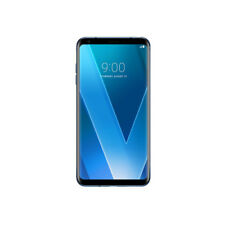 "LG V30 64GB LG-V300 6.0"" 2880 × 1440 OLED Cell Phone Smartphone Unlocked / BLACK"