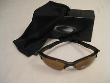 New Oakley Half Jacket 2.0 XL Sunglasses Rootbeer Bronze Polarized OO9154-08