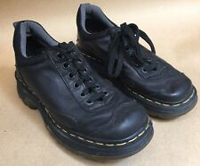 Vintage Dr Marten Lace-Up Low Rise Shoes Woman's 8 England