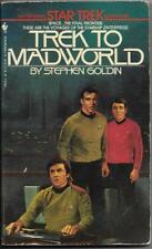 Trek to Madworld by Stephen Goldin.  Pocket Books (1984)