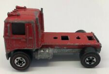 Hot Wheels Red Line Semi Truck 1973 Toy