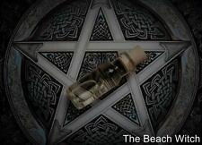 SACRED SHIELD Remove Negative Energy Potion Ritual Oil ~ Wicca Witchcraft Pagan