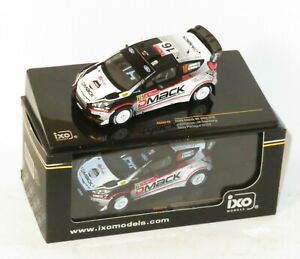 1/43 Ford Fiesta RS WRC  DMack  Vodafone Rally Portugal 2012 #16 J.Ketomaa