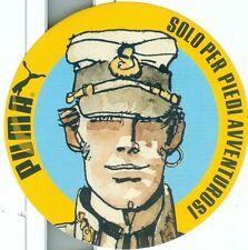 Puma Corto Maltese di Hugo Pratt Adesivo Vintage - Sticker - Autocollant - Decal
